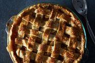 Masala Spiced Pear Pie