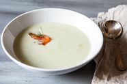 Buttermilk Fennel Vichyssoise