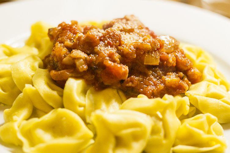 Butternut Tomato Pasta Sauce