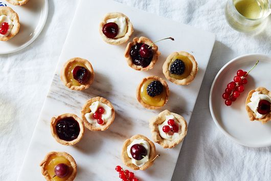 How to Make Any Mini Tartlets without Tartlet Pans