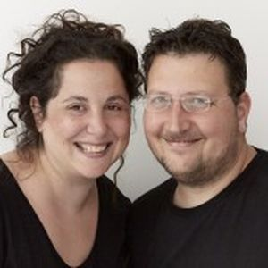 Itamar Srulovich and Sarit Packer