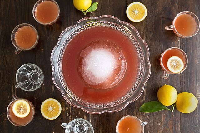 Ultimate Thanksgiving Punch