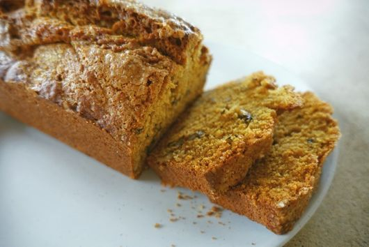 Brown Butter Pumpkin Bread