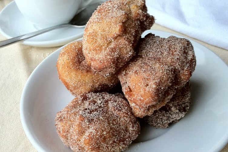 Sweet Potato Beignet