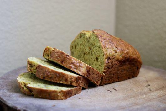Orange Turmeric Chia Bread