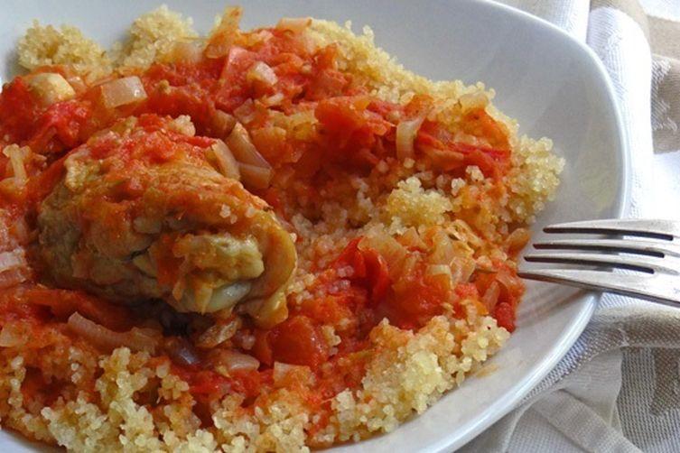 Ivorian Kedjenou chicken