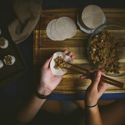 How to Make Shanghai Shao Mai