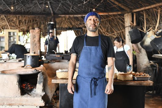 Meet the Chef Who's Celebrating Indigenous Mayan Food