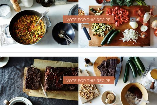 Finalists: Your Best Recipe with Zucchini or Summer Squash