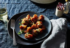 Vegan General Tso's Cauliflower: In No Way Authentic, In Every Way Tasty