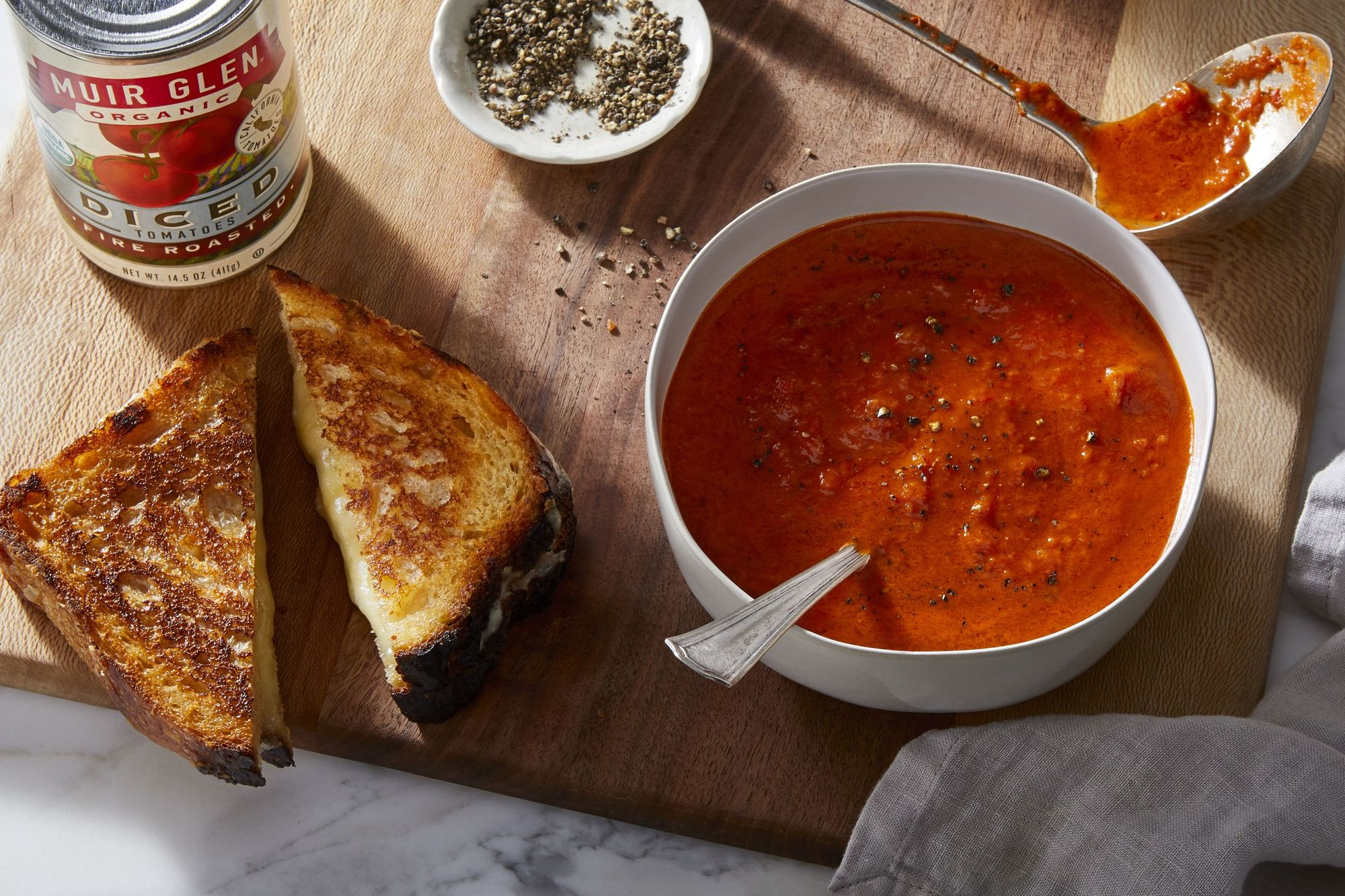 Souped-Up Tomato Soup