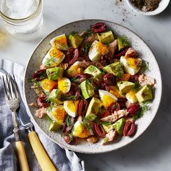 Low-Key Niçoise Salad