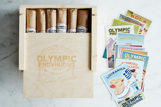 Olympia Provisions Around the World Sausage Sampler Royale