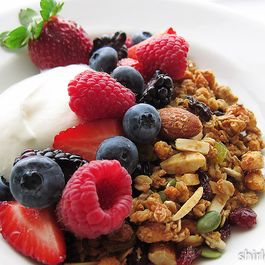 Shirl's Cranberry Almond Granola