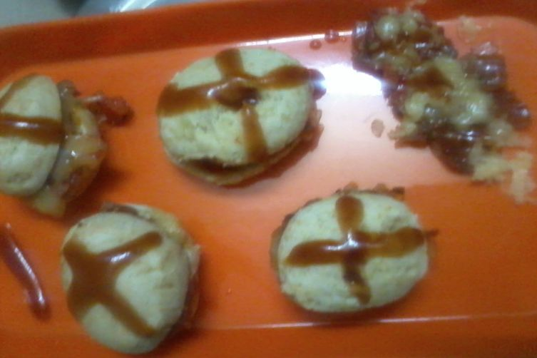 Cauliflower scones