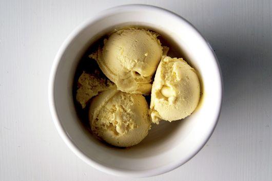 Dairy-free Lemon Ice Cream