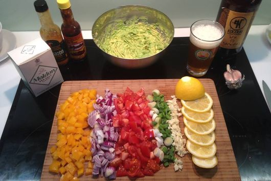 Guacamole Party Dip