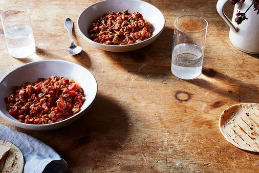 Anytime, Anywhere Chili From My Mom, Pantry & Usually Freezer, Too