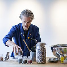 Meet the Man Who Wants You to Look at Your Spice Rack Differently