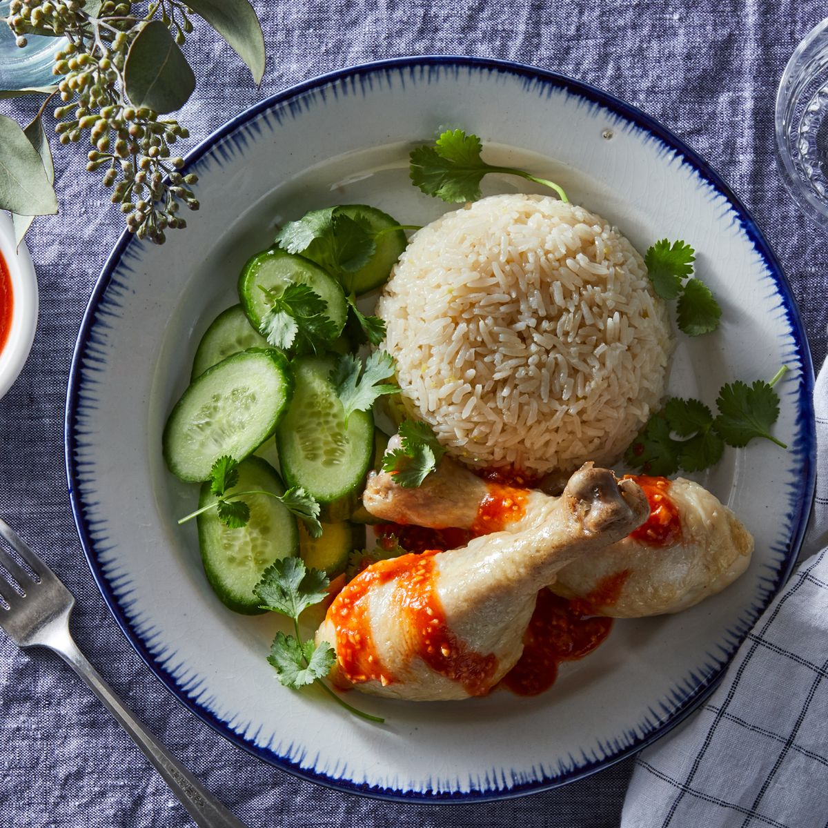 Hainanese Chicken Rice Recipe On Food52