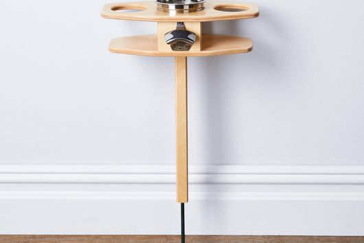 Collapsible Wine & Beer Table
