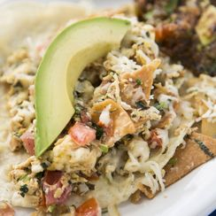 Austin Migas Breakfast Tacos