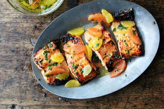 A Low Effort, High Reward Citrus Sauce That'll Brighten Up Your Table (& Day)
