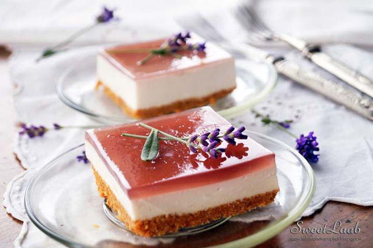 Lavender refreshing bars