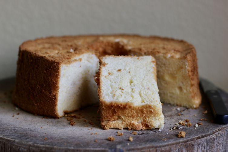 The Best Chiffon Cake
