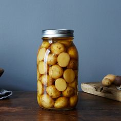 The Case for Wintry Pickles