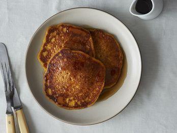 3 Fluffy Pumpkin Pancake Recipes for Fall Weekend Vibes