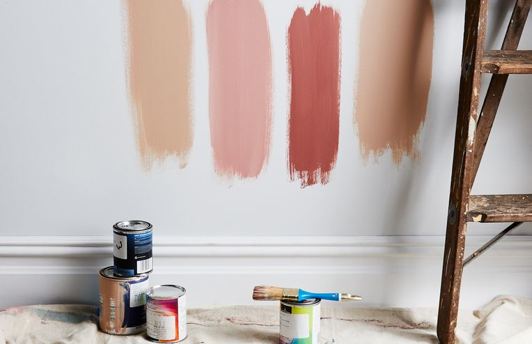A 'Why Didn't I Think of That?' Paint Hack for Making Small Rooms Look Big