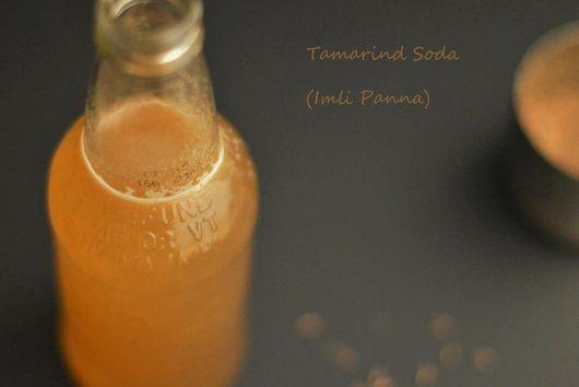 Imli Panna (Tamarind Soda )