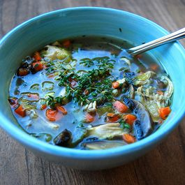 The Only Chicken Soup Recipe You'll Ever Need