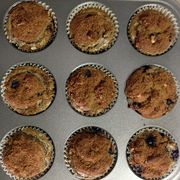 76e3af1d 3b57 4ac2 a7f1 3c065c3d5781  94538 baking muffins.they taste delicious but they re still wet inside.toothpick comes out clean and they seem done.is this a cooking time issue
