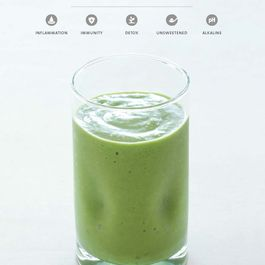 Alkaline Lime Smoothie