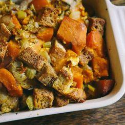Gluten-Free Stuffing for Thanksgiving