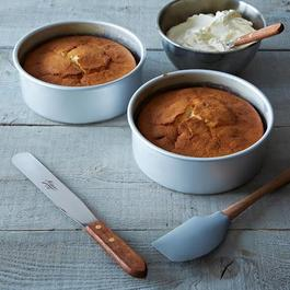 ATECO Cake Pans &  Spatulas