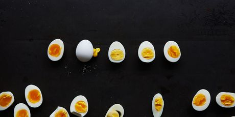 The most flagrant hard-boiled egg errors—and how to avoid every one