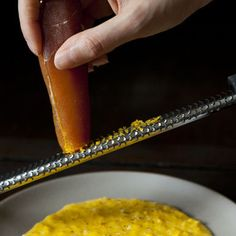Bottarga: Poor Man's Caviar No More