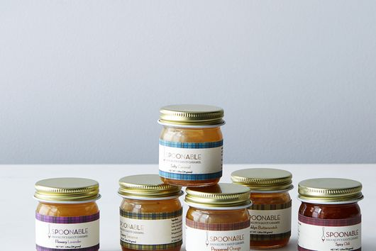 Mini Caramel Sauce Gift Set