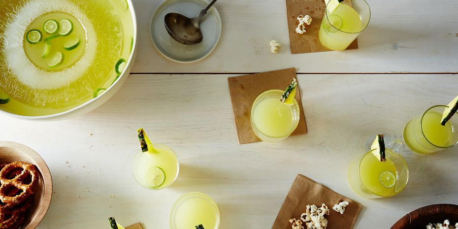 Long warm-weather weekend = easy-sipping drinks