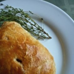 Three Mushroom Wellington