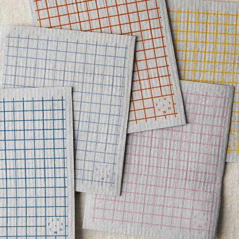 Five Two Compostable Sponge Cloths (Set of 10)