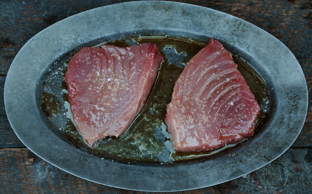 Tuna on Food52