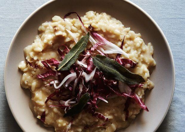 Risotto con Salvia e Noce from Food52
