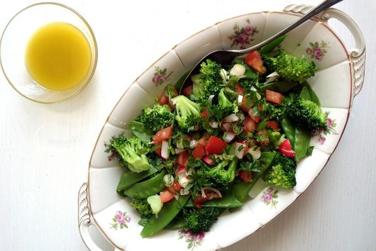 A Very Green Salad