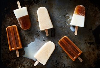 Get Your Caffeine Fix in Popsicle Form—3 Ways
