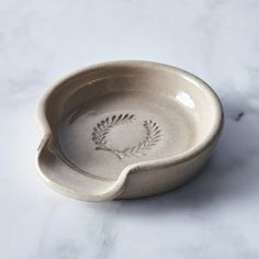 Food52 x Farmhouse Pottery Spoon Rest