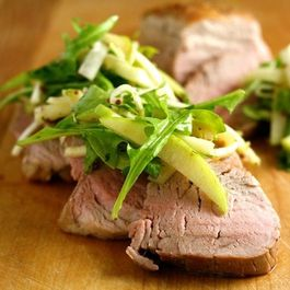 732716b7 81b4 4011 8aab fded7f68f912  pork tenderloin with apple celery root slaw